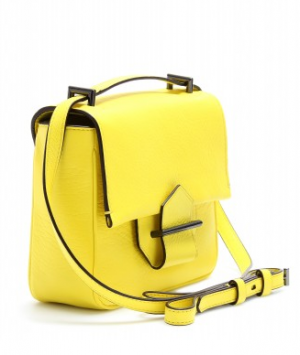 Yellow neon Reed Krankof bag