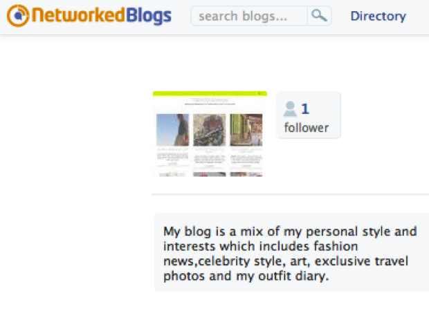 Trendsurvivor NetworkedBlogs