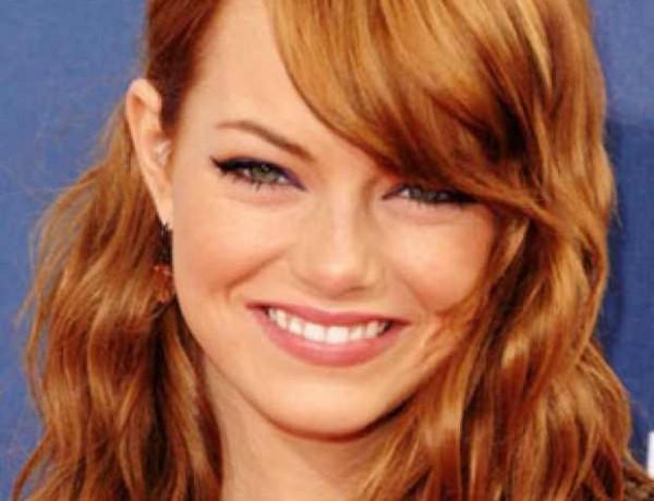 Celebrity Summer Hairstyle, Emma Stone