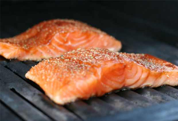 Salmon, superfood for beautiful skin