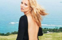 Summer Black Love by Kate Moss