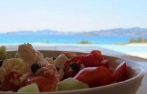 Greek Salad : My Perfect Horiatiki Salata