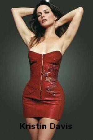 Kristin Davis Pear Shape