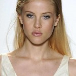 2012 hairstyle twist side braid