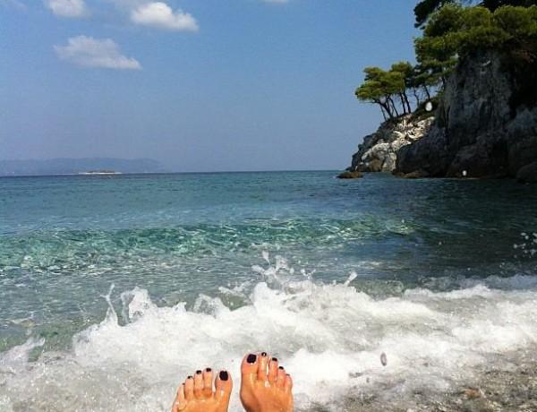 Kastani, Mama Mia Beach, Skopelos