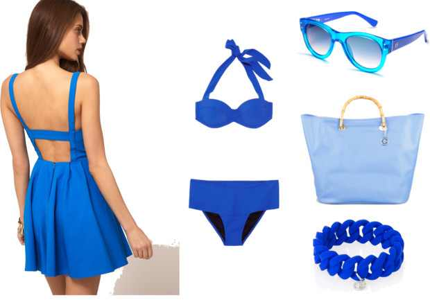 Greek Island Trend Blue Collage Trendsurvivor