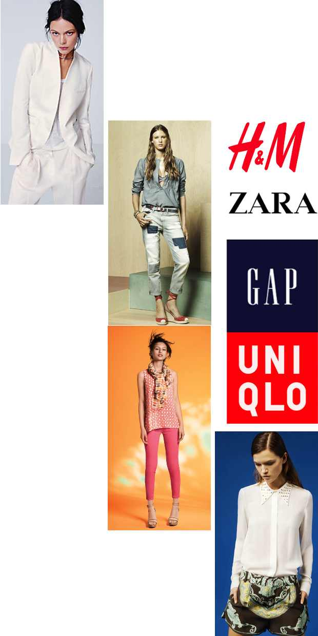 HM-Zara-Uniqlo-Gap-collage-2012 logo