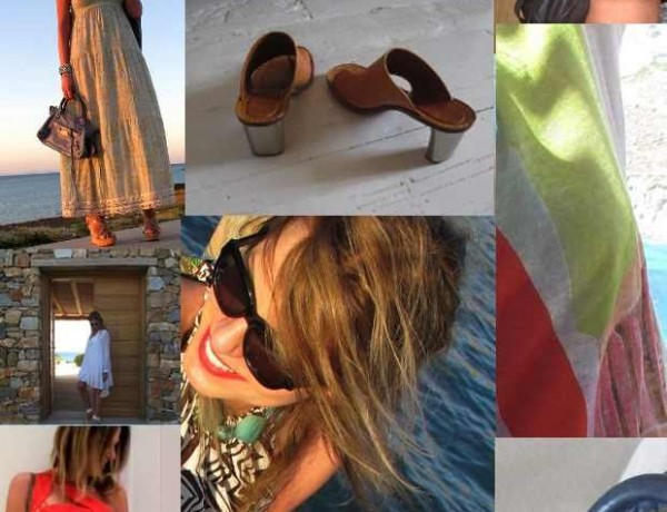 June Outfits, Trendsurvivor, Collage
