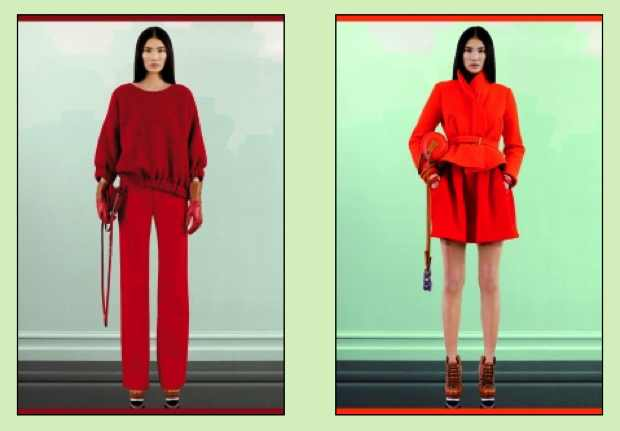 Kenzo Store Total Red