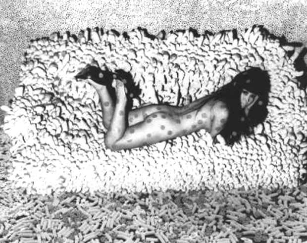 Kusama Young 1966, Accumulation work