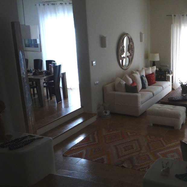 Luxury Elegant Villa Mykonos Interior