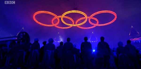 Opening Ceremony Olympic Cycles 2012