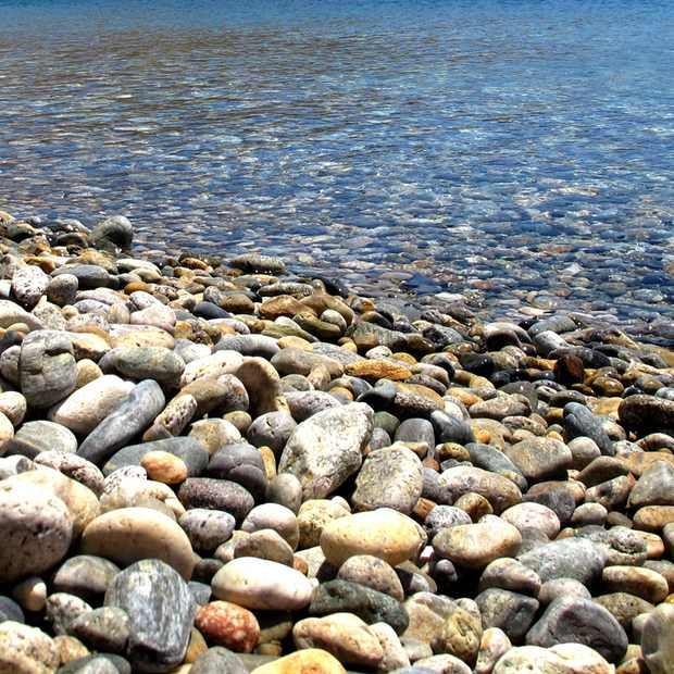 Serifos, pebbles