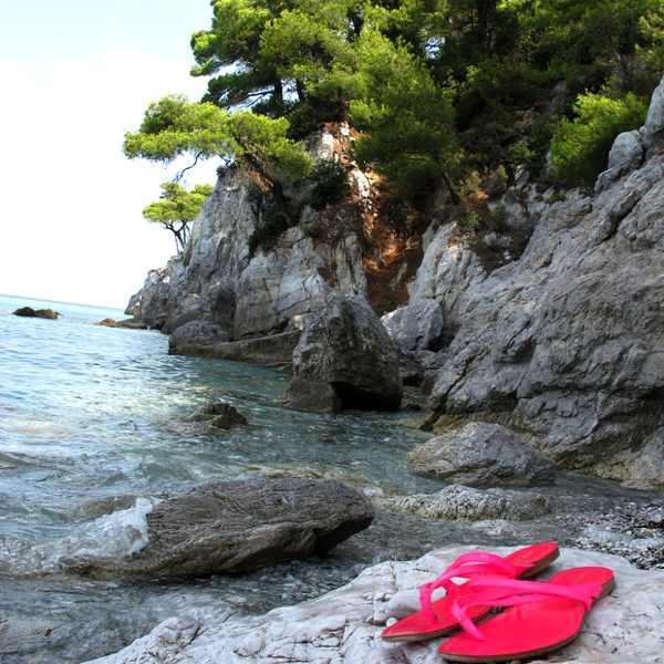 Skopelos Beach Miu Miu Sandals