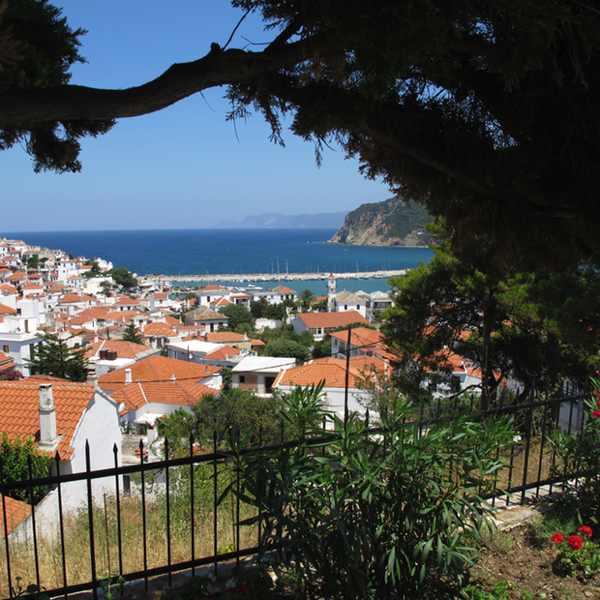 Skopelos View