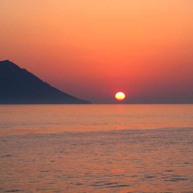Sunset, Island Greece