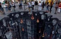 Realistic 3D Street Art