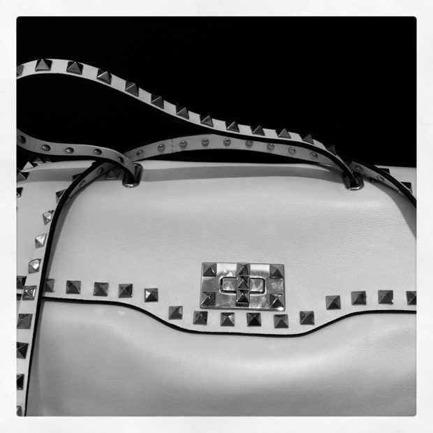 Valentino White bag
