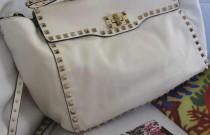 New in Closet- Valentino Studded Handbag