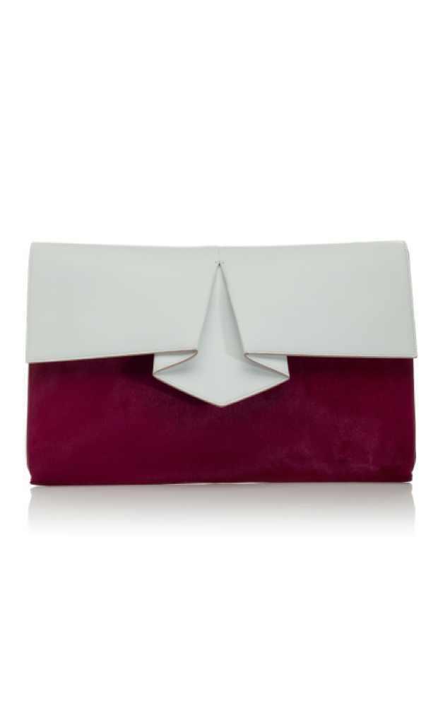 Vionnet Origami clutch