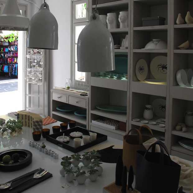 Yria Ceramics Shop Paroikia Paros, Ceramic handcrafted