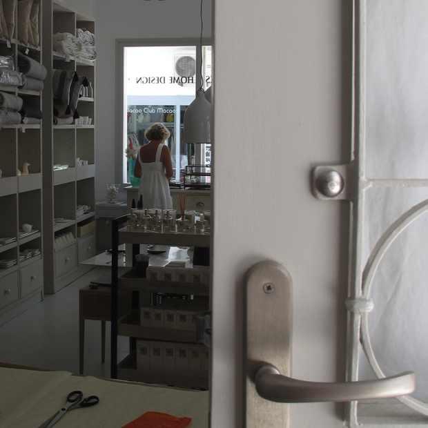 Yria Shop Paroikia Paros interior design