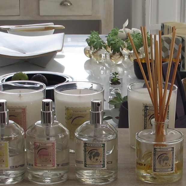 Yria Shop Paroikia Paros scents