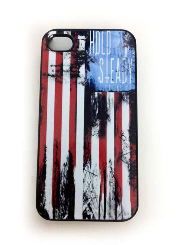 americana_iphone case USA flag