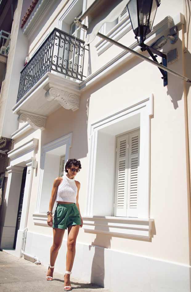 Athens, Carlas closet