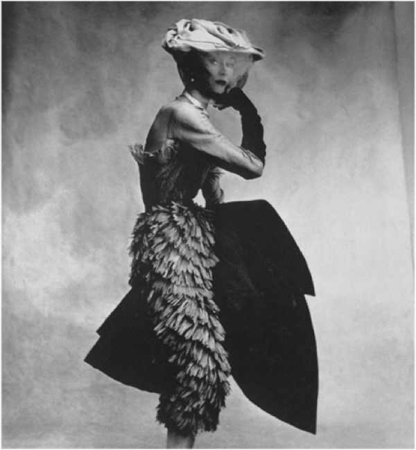 1950 Balenciaga Dress