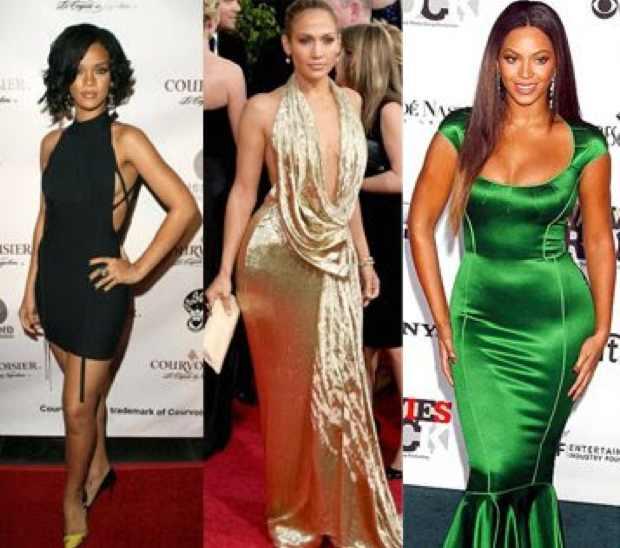 Body Shape : Celebrities and Pear Shaped Bodies - Caroline ...