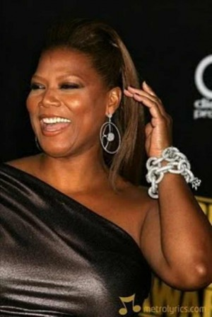 Queen Latifah plus size