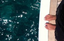 Instagram July- Cruising the Aegean Sea in Shorts