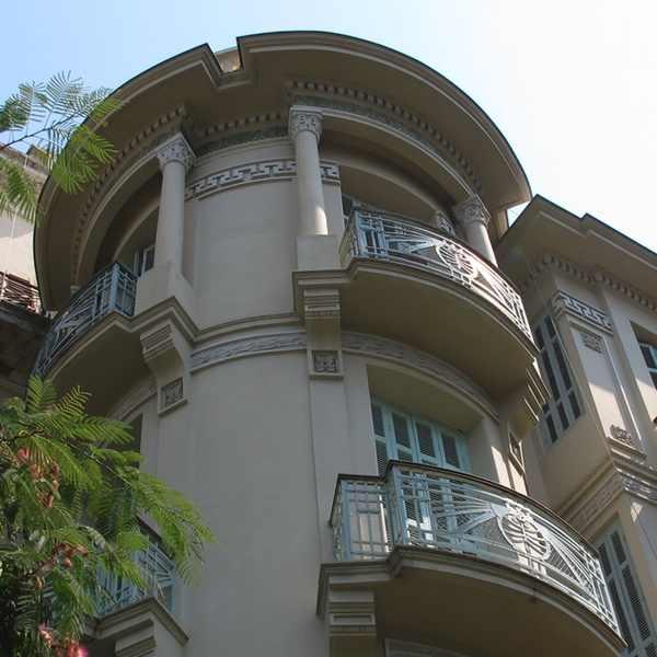 1950's condominium Thessaloniki