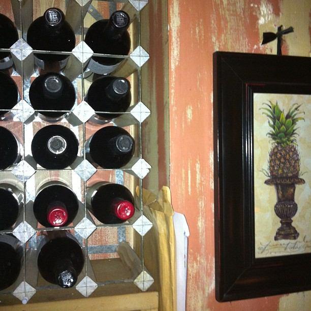 Corfu, La Cucina, Wine