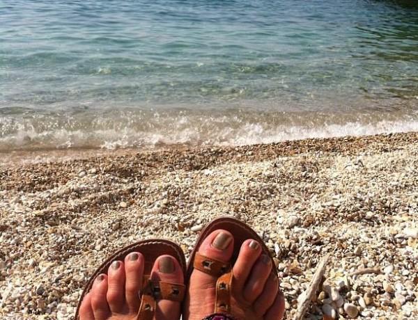 Beach North Corfu