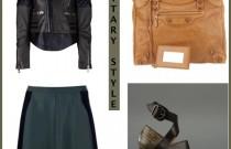 Street Sleek Military Style