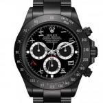 Black-Daytona-Rolex-by-BrevetPlus Object of desire
