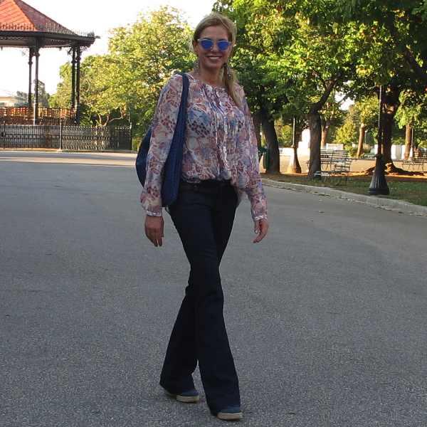 Corfu outfit, Nina Papaioannou, Fashion Blogger, Lifestyle Blogger, Travel Style Blogger, Trendsurvivor, Personal Style Blogger,