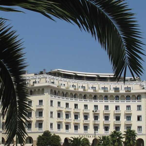 Electra palace Hotel, Thessaloniki
