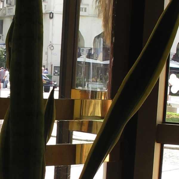 Electra Hotel decor Lobby