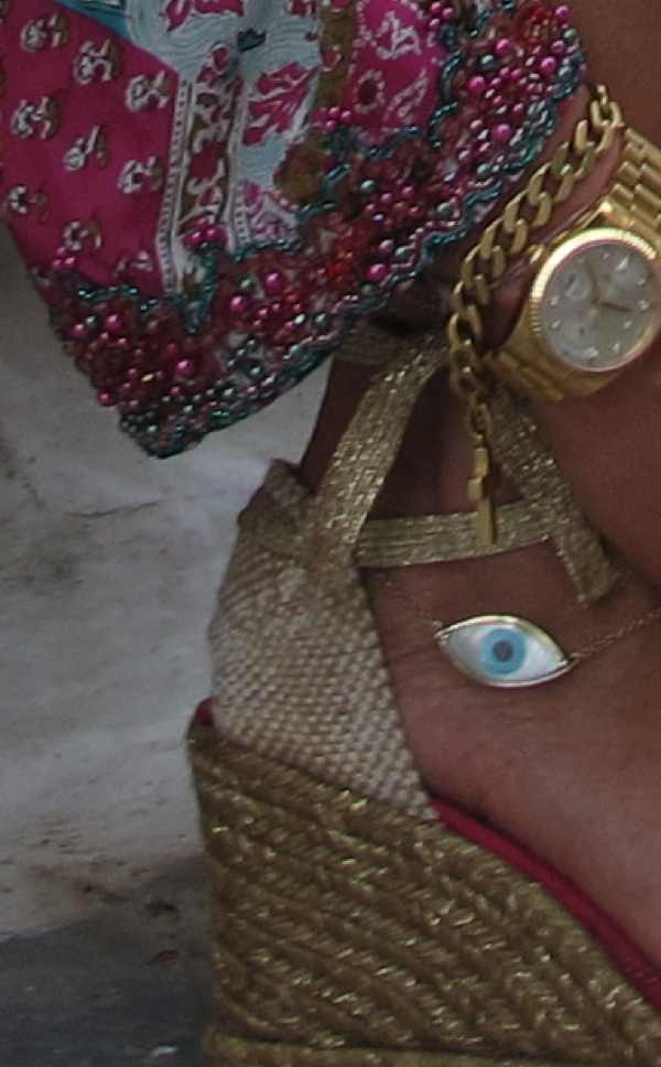 Gold Pink details, Rolex