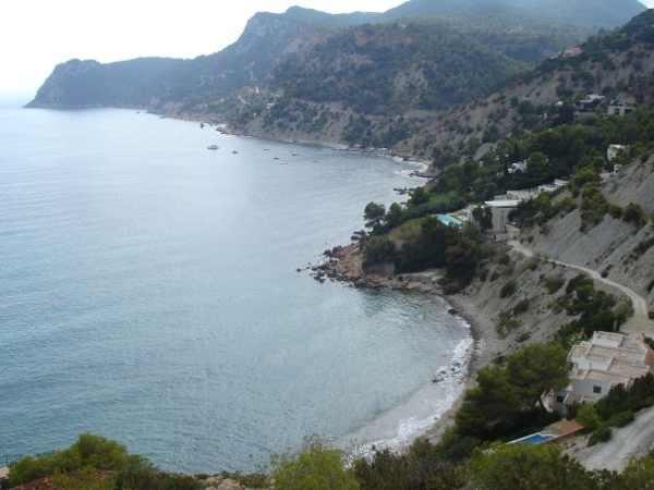 Halkidiki, sea view