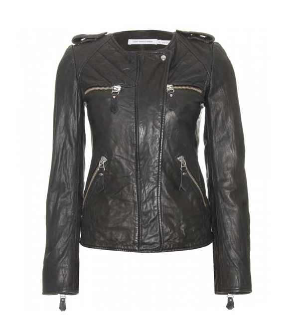 Isabel Marant Kady Leather Jacket