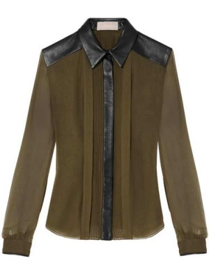 Jason Wu military blouse