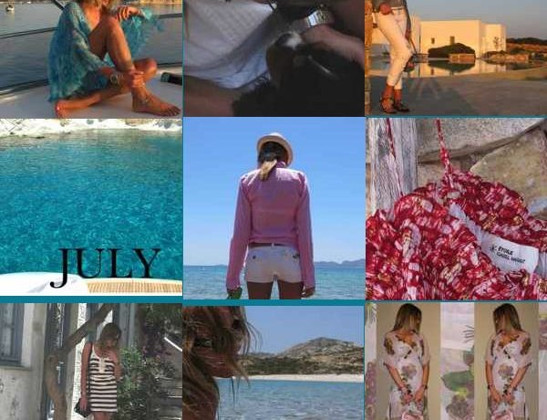 July Summer Outfits