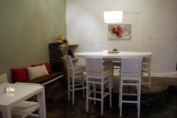 Levantis cozy interior space