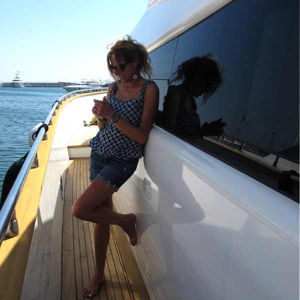 Marni top Boat, cut off shorts, Miu Miu sunglasses iphone,Nina Papaioannou, Fashion Blogger, Lifestyle Blogger, Style Blogger, Trendsurvivor, Personal Style Blogger,