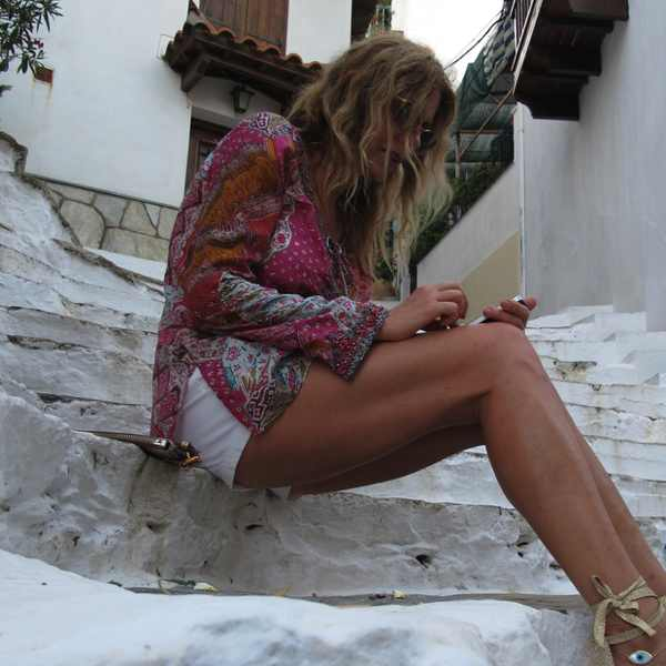 Skopelos outfit