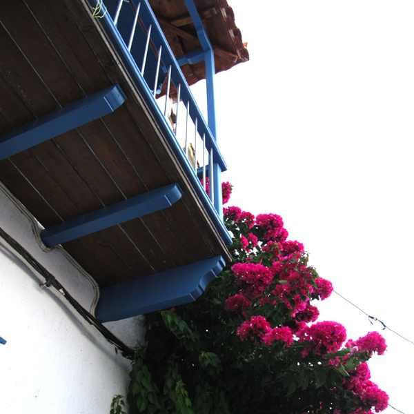 Skopelos veranda